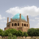 2گنبد-سلطانیه-زنجان